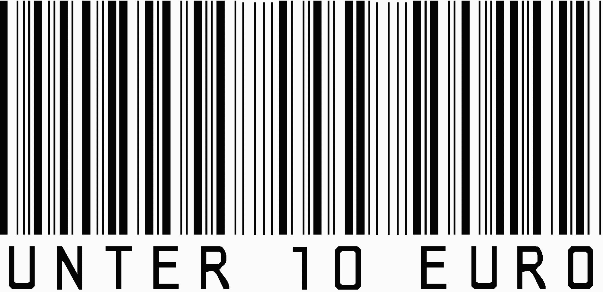 Unter 10 Euro Barcode Download Herunterladen Downloaden Kostenlos