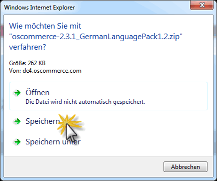oscommerce deutsche sprachdatei